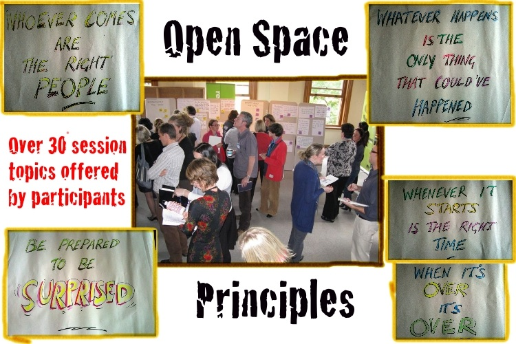 Open Space principles